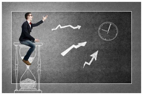 仕事の時間が長く感じる日々を定年まで続けたいですか?